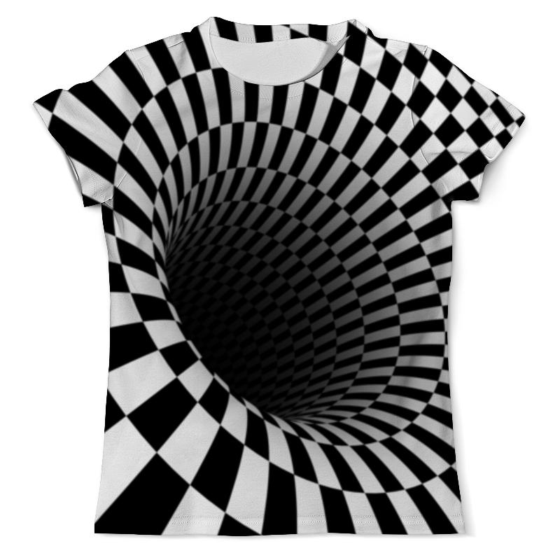 Футболка с полной запечаткой (мужская) Printio Оптическая иллюзия футболка с полной запечаткой для мальчиков printio иллюзия