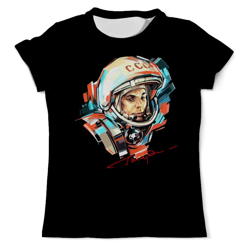 Printio Юрий гагарин (1) футболка с полной запечаткой мужская printio юрий гагарин космос