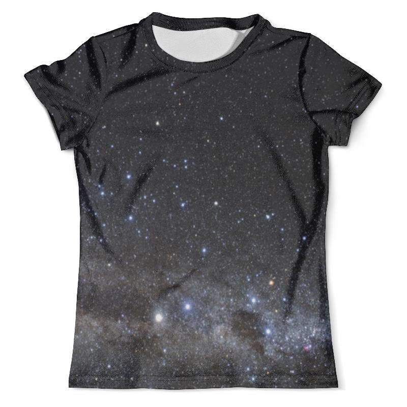 Футболка с полной запечаткой (мужская) Printio Космос space футболка с полной запечаткой мужская printio space race