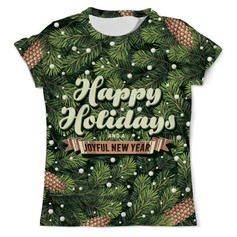 Printio С новым годом! (happy new year) фартук с полной запечаткой printio happy new year