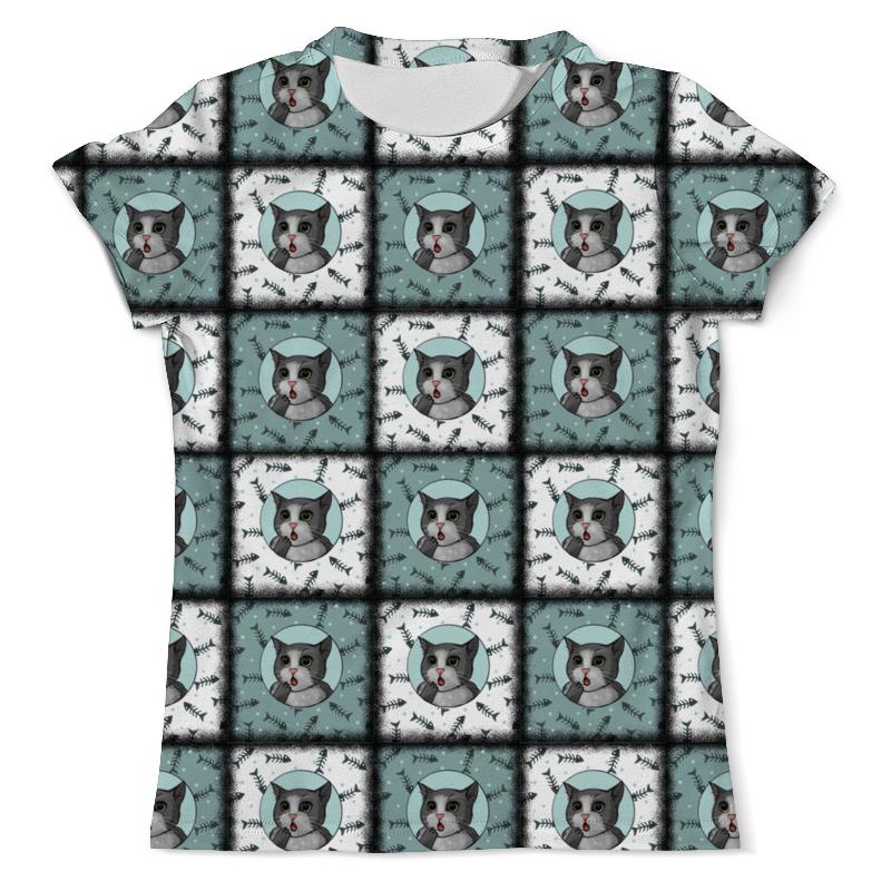 Printio Кошки фэнтези футболка с полной запечаткой мужская printio взгляд черной кошки
