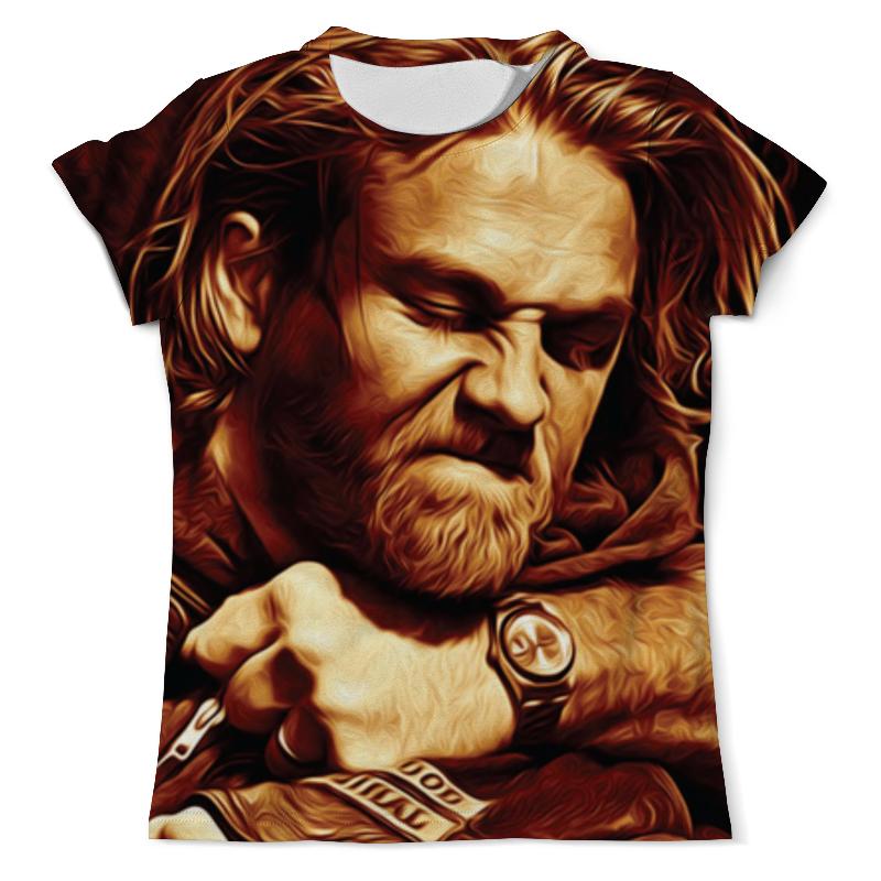 Printio Сыны анархии футболка с полной запечаткой мужская printio солдаты смерти