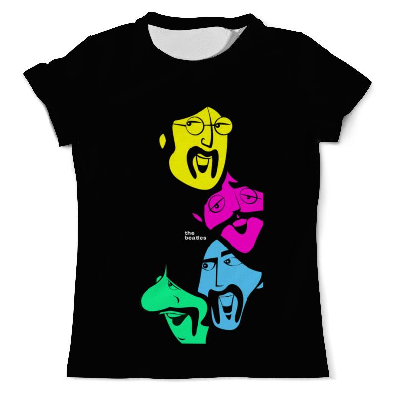 Printio The beatles футболка с полной запечаткой мужская printio the beatles 1