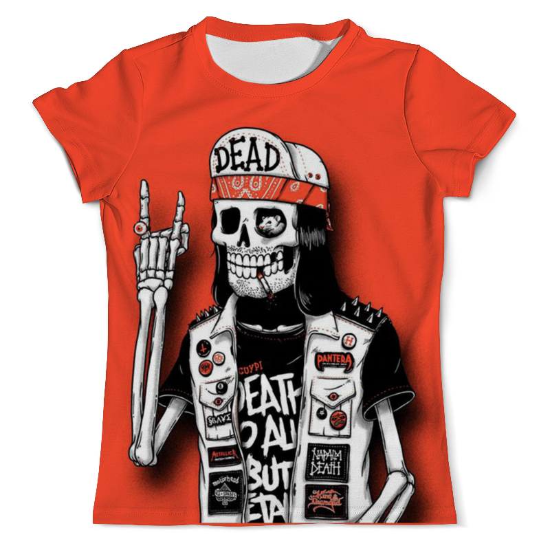Футболка с полной запечаткой (мужская) Printio Bones brigade футболка с полной запечаткой мужская printio whiskey brigade