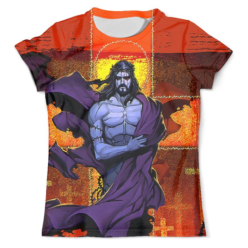 Printio Иисус христос футболка с полной запечаткой для мальчиков printio иисус христос