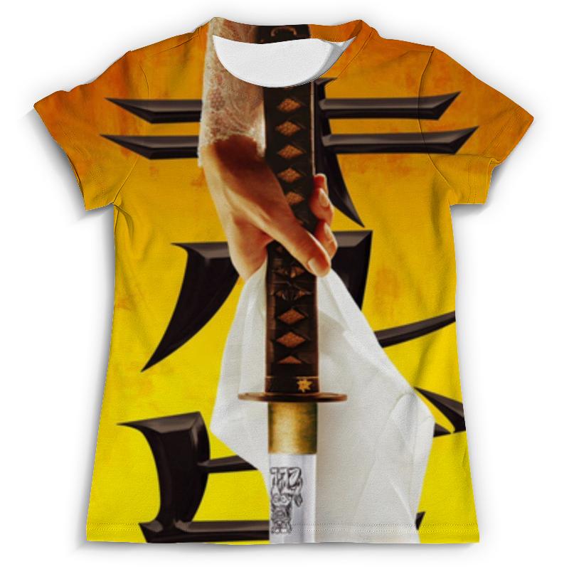 Футболка с полной запечаткой (мужская) Printio Убить билла (kill bill) футболка для беременных printio убить билла