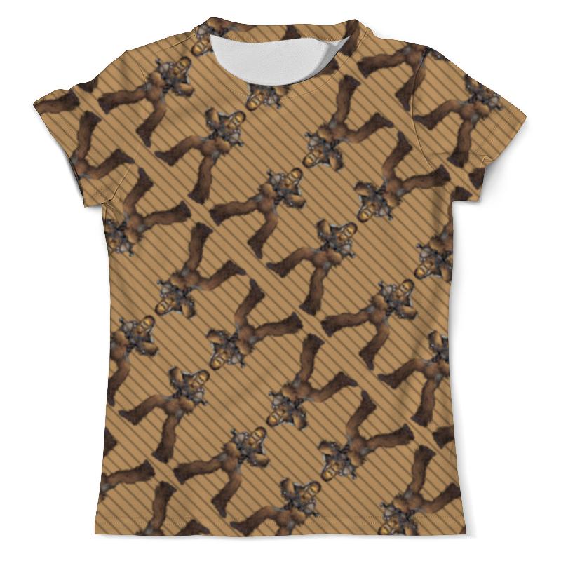 Футболка с полной запечаткой (мужская) Printio Chewbacca (star wars) футболка wearcraft premium printio chewbacca star wars