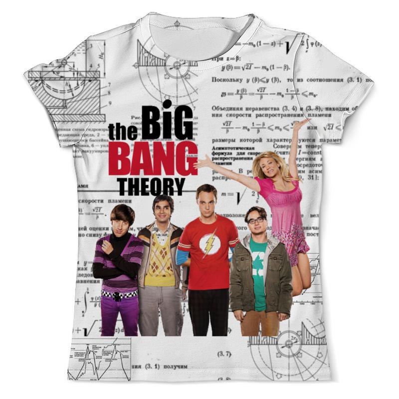 лучшая цена Printio Теория большого взрыва