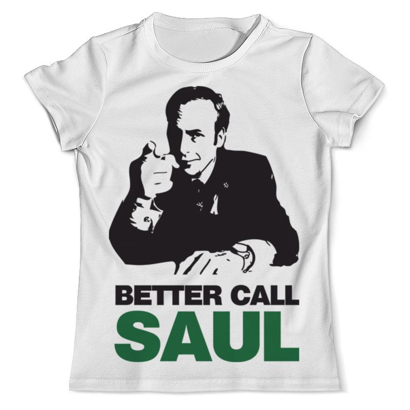 Футболка с полной запечаткой (мужская) Printio Better call saul футболка с полной запечаткой мужская printio be better