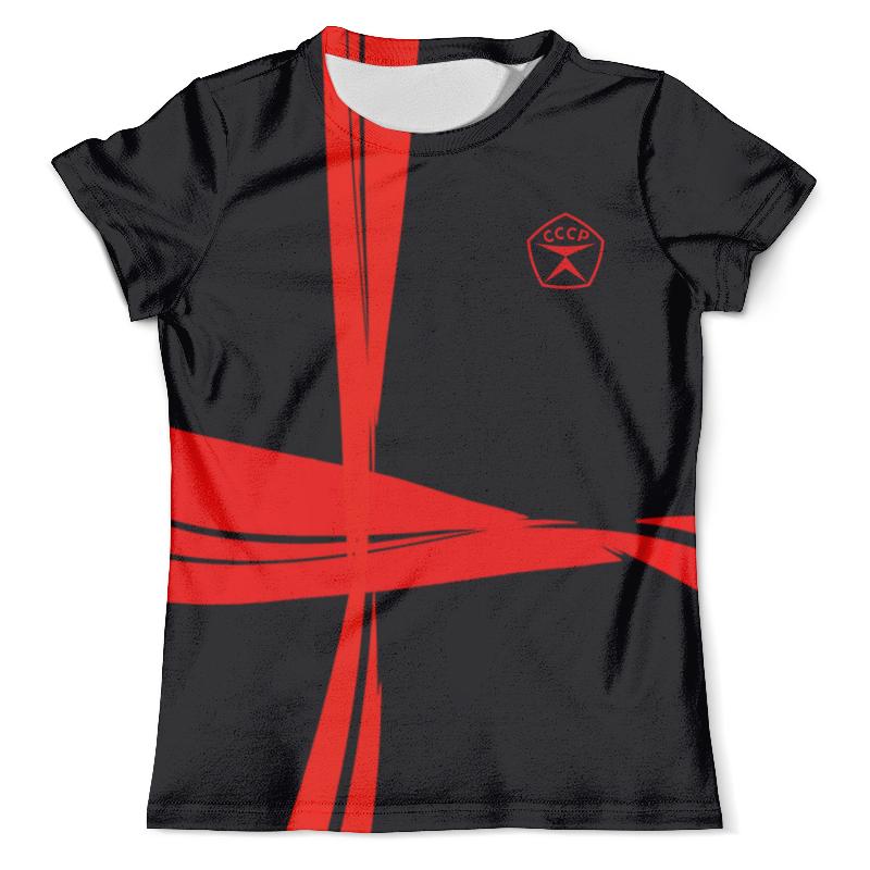 Футболка с полной запечаткой (мужская) Printio Знак ссср футболка с полной запечаткой мужская printio кгб ссср