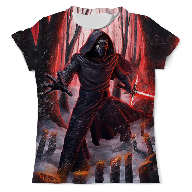 Printio Kylo ren (star wars) футболка с полной запечаткой мужская printio star wars undead kylo ren