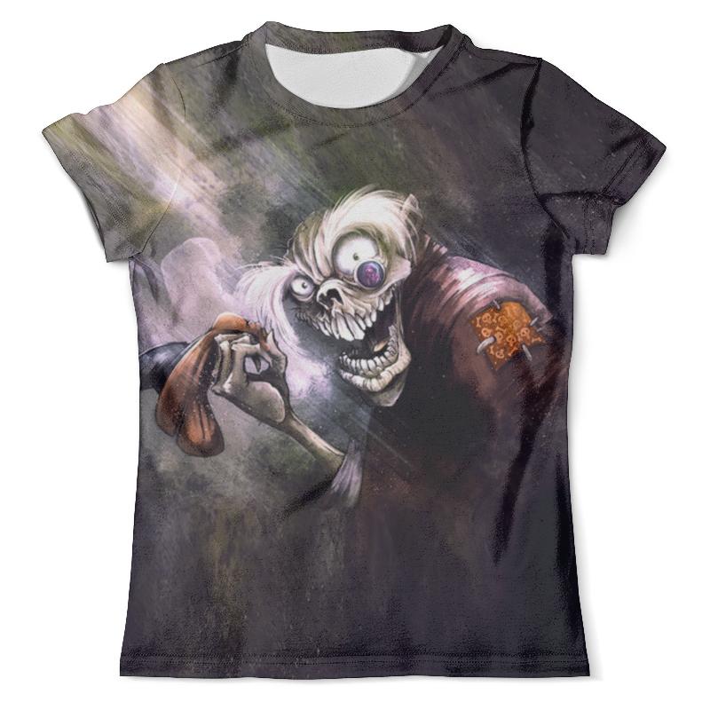 Футболка с полной запечаткой (мужская) Printio Zombies футболка с полной запечаткой мужская printio winnie the pooh zombies
