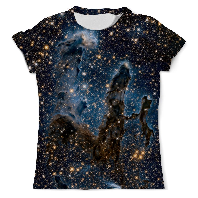 Printio Space футболка с полной запечаткой мужская printio otter space 2
