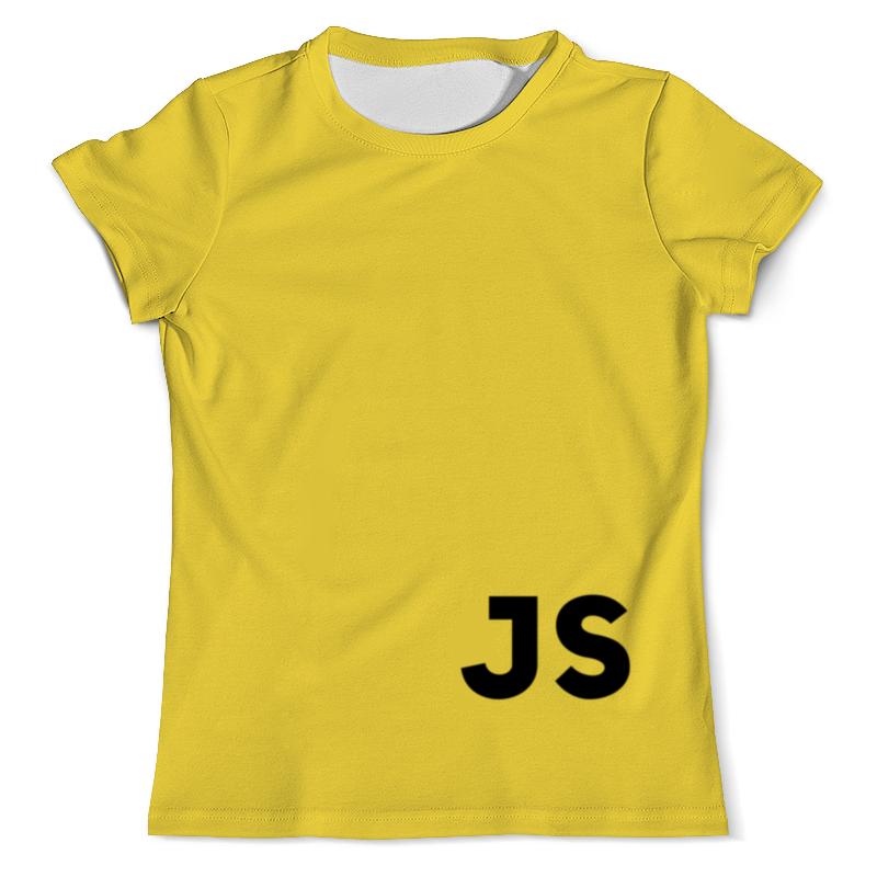 Футболка с полной запечаткой (мужская) Printio Javascript javascript enlightenment
