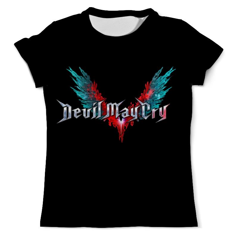 Футболка с полной запечаткой (мужская) Printio Devil may cry 5 футболка с полной запечаткой мужская printio мерч группы devil s secrets