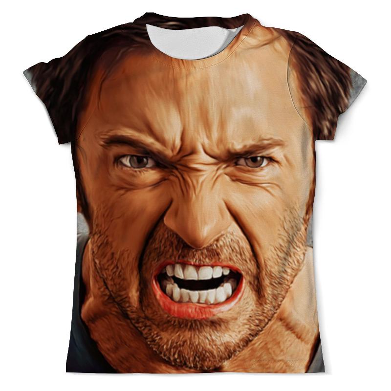 Фото - Printio Хью джекман (люди икс) футболка с полной запечаткой мужская printio хью джекман люди икс