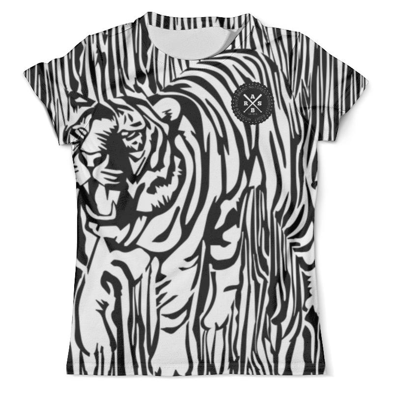 Футболка с полной запечаткой (мужская) Printio Пртигр arsb футболка с полной запечаткой мужская printio slove arsb