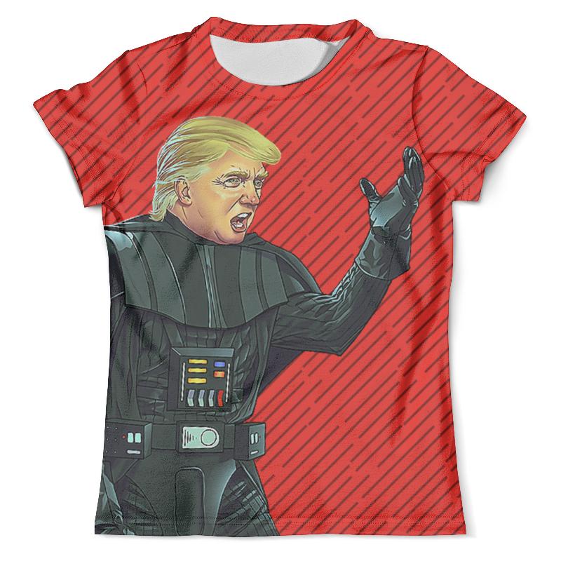 Футболка с полной запечаткой (мужская) Printio Trump vader футболка print bar trump 16