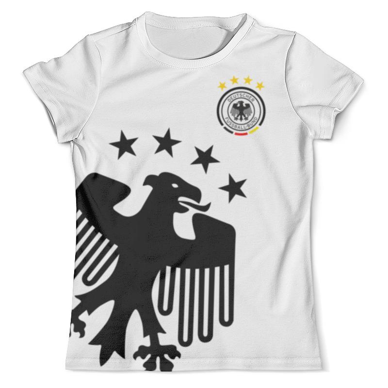 Футболка с полной запечаткой (мужская) Printio сборная германии