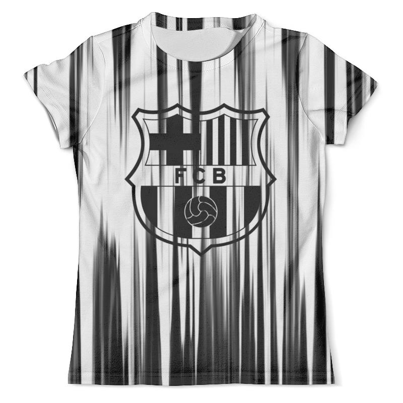 Футболка с полной запечаткой (мужская) Printio Fcb барселона