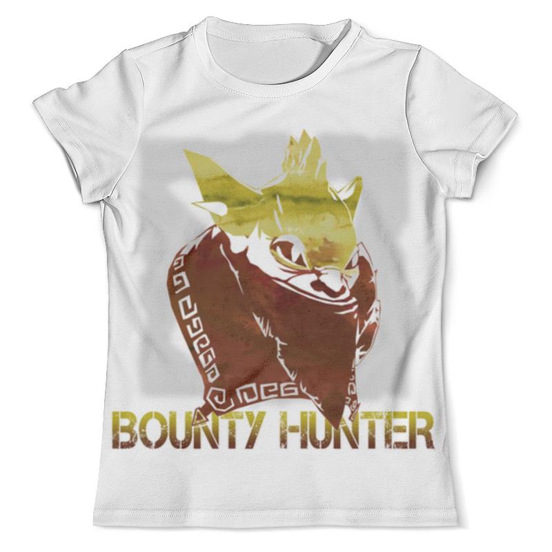 Футболка с полной запечаткой (мужская) Printio Bounty hunter dota 2 детская футболка классическая унисекс printio dota 2 bounty hunter