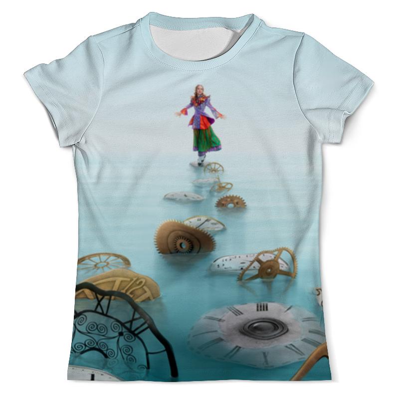 Футболка с полной запечаткой (мужская) Printio Алиса футболка с полной запечаткой мужская printio алиса