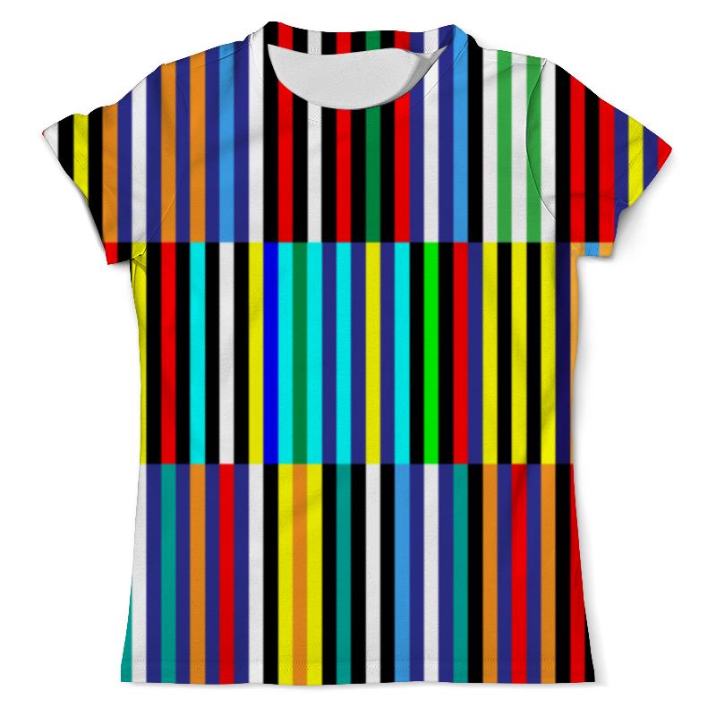 Футболка с полной запечаткой (мужская) Printio Color футболка с полной запечаткой мужская printio color