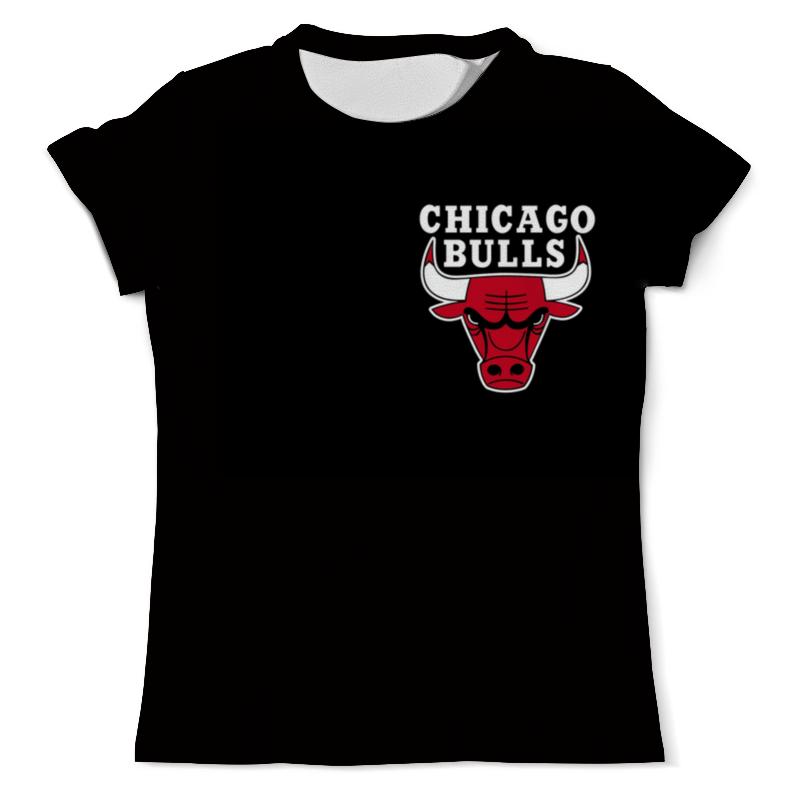 Футболка с полной запечаткой (мужская) Printio Chicago b. футболка print bar chicago blackhawks