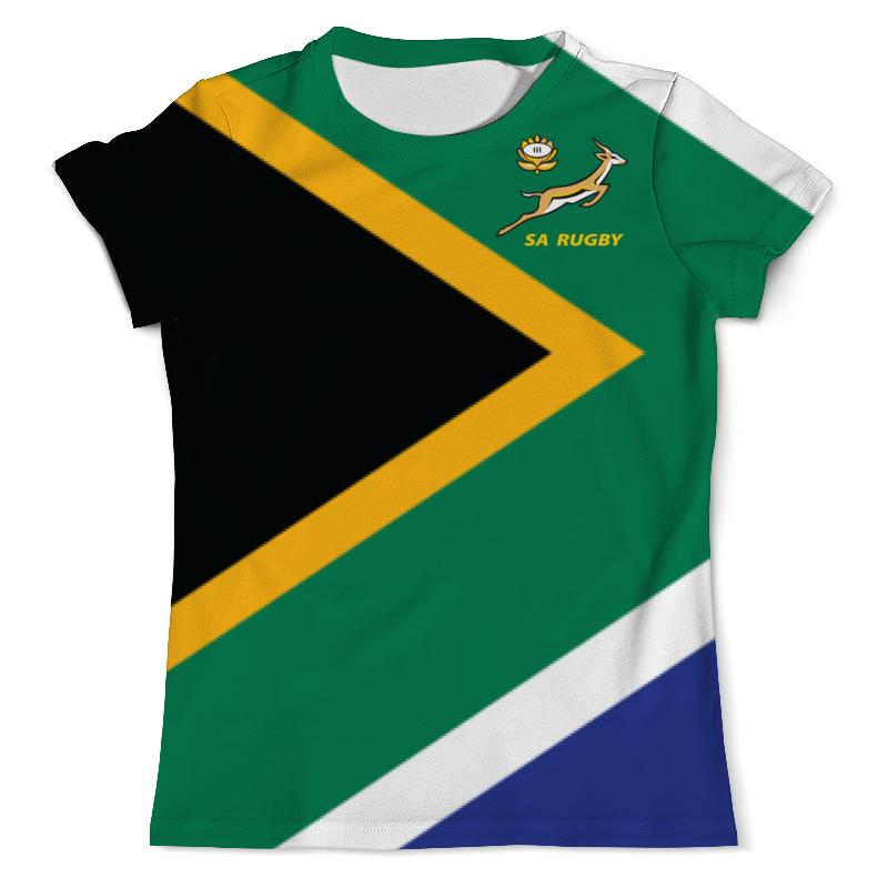 цена Printio Южная африка регби в интернет-магазинах