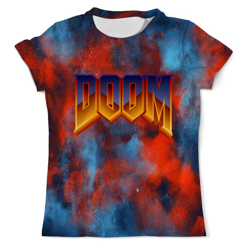 лучшая цена Printio Doom игра