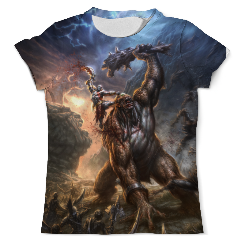цена на Printio God of war