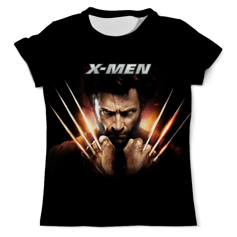 Фото - Printio Люди x футболка с полной запечаткой мужская printio хью джекман люди икс