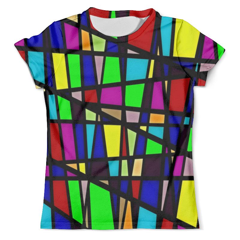 Футболка с полной запечаткой (мужская) Printio Line линии футболка с полной запечаткой женская printio линии