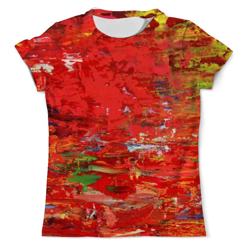 Футболка с полной запечаткой (мужская) Printio Осенний букет футболка с полной запечаткой женская printio осенний букет