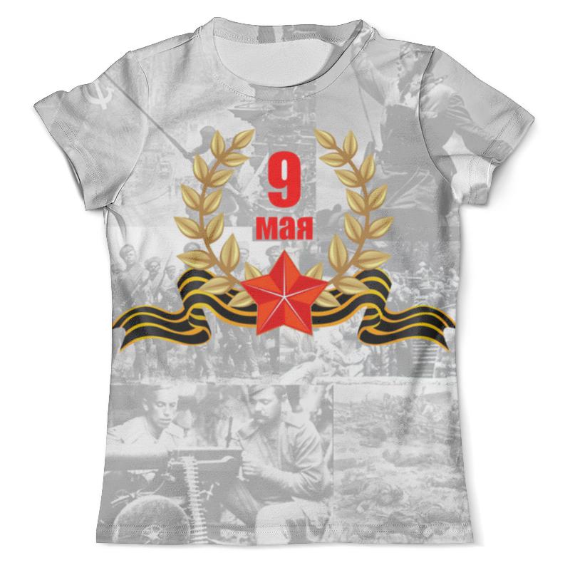 Футболка с полной запечаткой (мужская) Printio 9 мая футболка с полной запечаткой мужская printio 9 мая