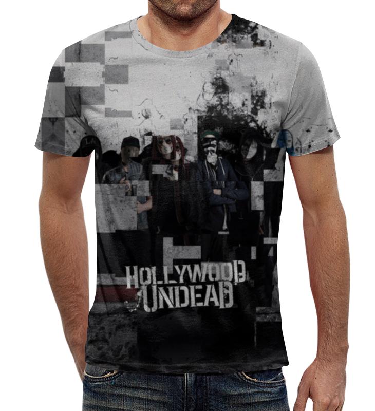 Футболка с полной запечаткой Printio Hollywood undead футболка стрэйч printio hollywood undead
