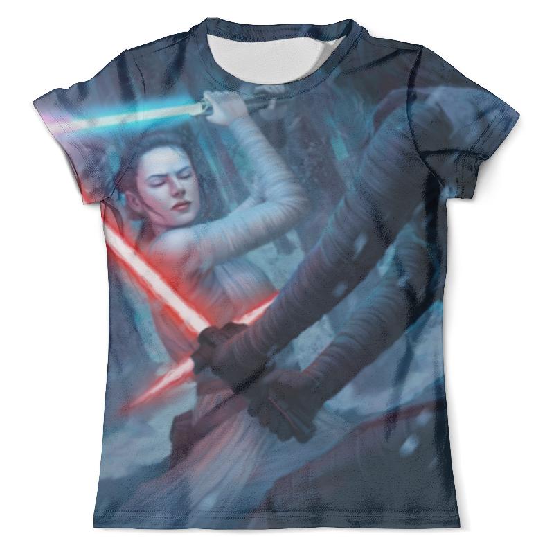 Футболка с полной запечаткой (мужская) Printio Звёздные войны футболка франшиза отзывы