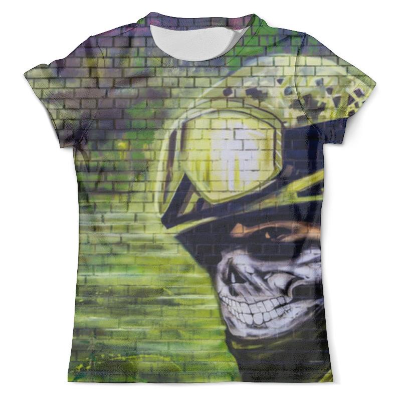 Футболка с полной запечаткой (мужская) Printio Солдат футболка с полной запечаткой мужская printio солдат battlefield