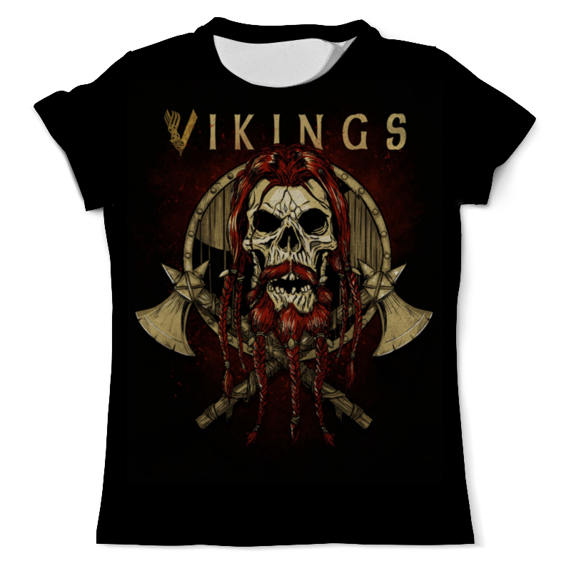 Printio Викинги / vikings блокнот printio викинги