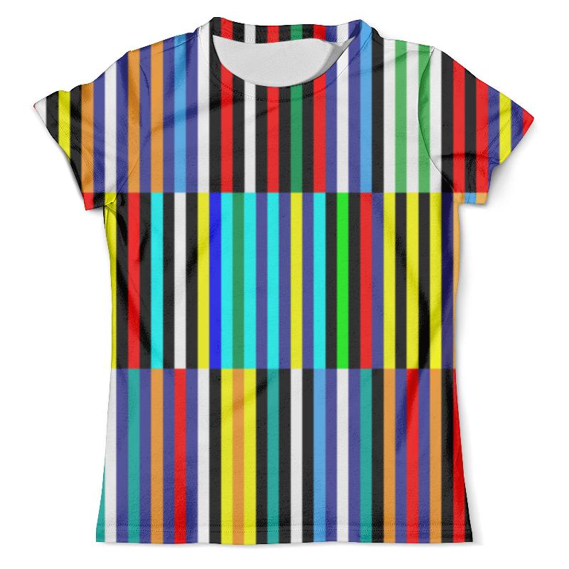 Футболка с полной запечаткой (мужская) Printio Color футболка с полной запечаткой мужская printio quelle