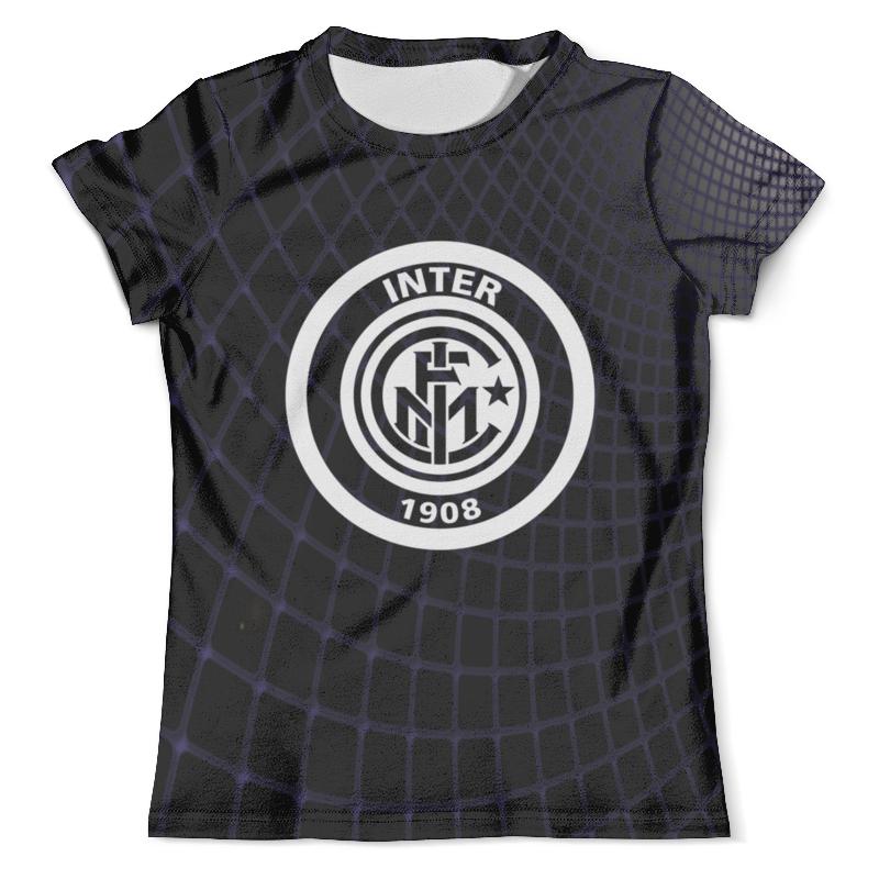 Футболка с полной запечаткой (мужская) Printio Inter inter milan spal