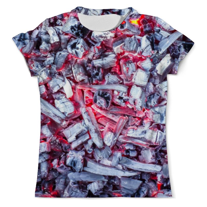 Printio Угли 3d футболка с полной запечаткой мужская printio тигр 3d