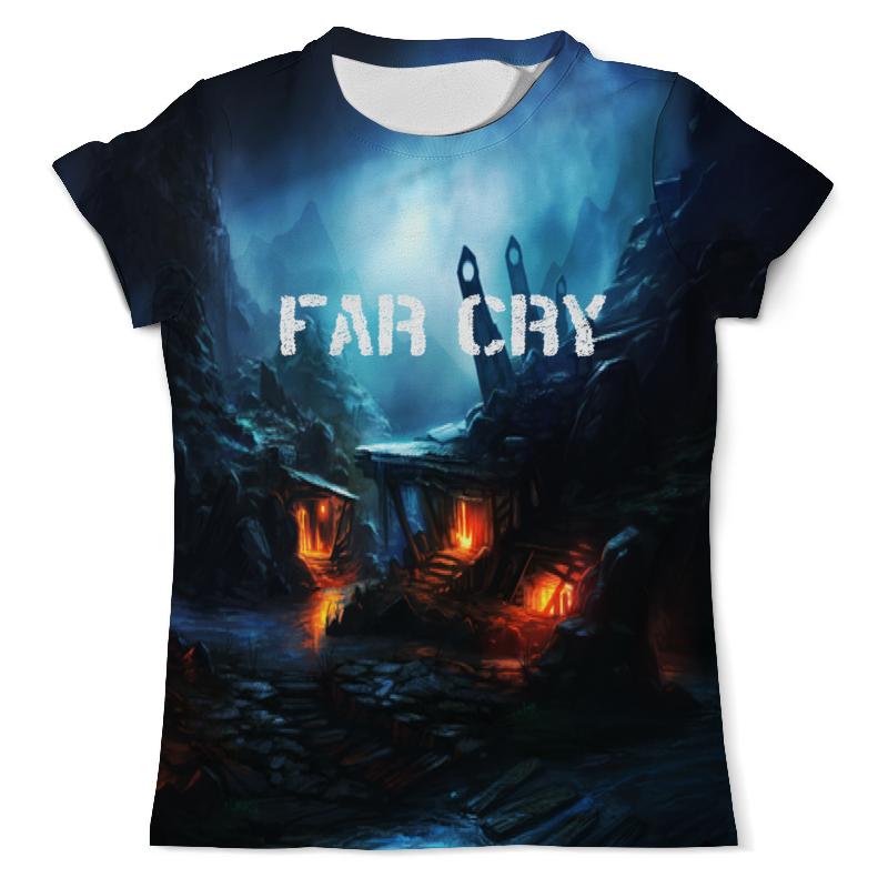 Printio Far cry футболка с полной запечаткой мужская printio нож far cry