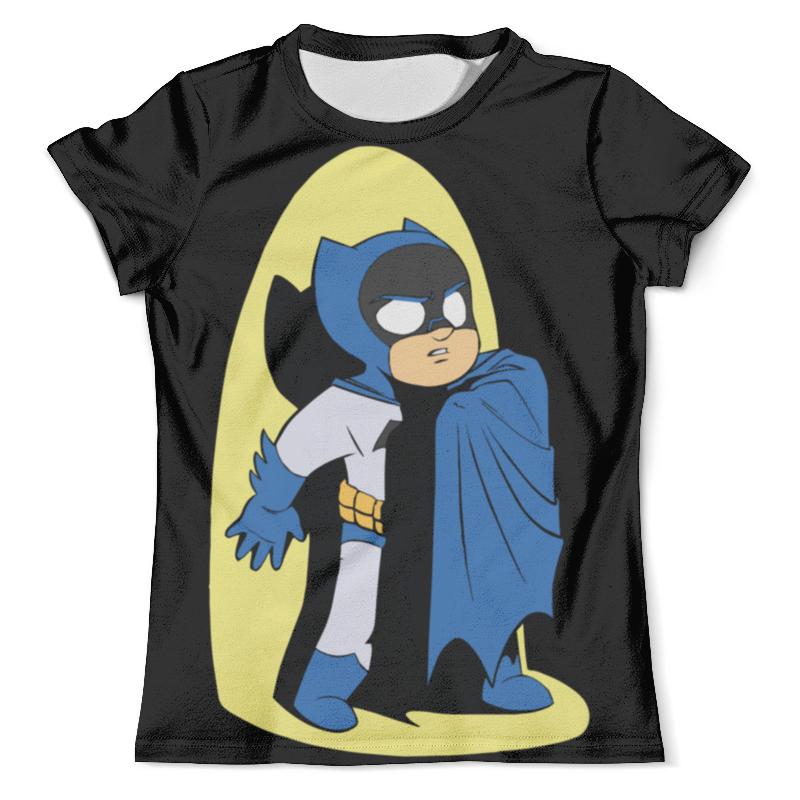 Футболка с полной запечаткой (мужская) Printio Batman / бэтмен футболка с полной запечаткой для девочек printio бэтмен batman