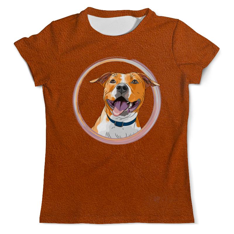 Футболка с полной запечаткой (мужская) Printio Собака футболка с полной запечаткой мужская printio собака
