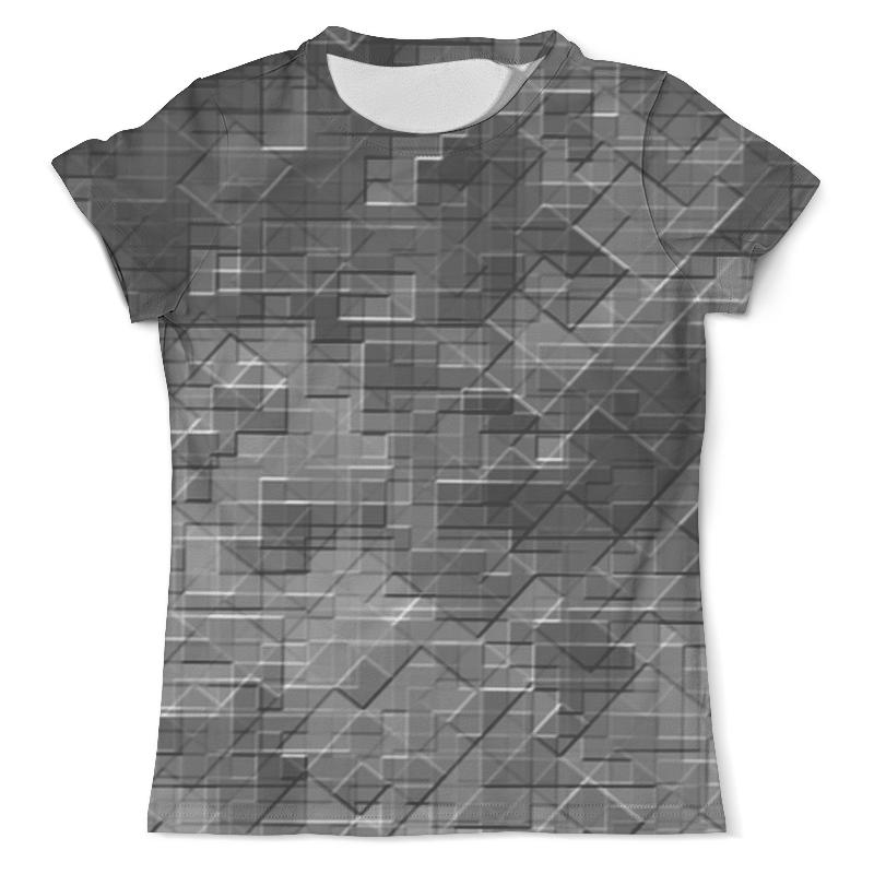 лучшая цена Printio Пиксель-арт. черно-белый паттерн