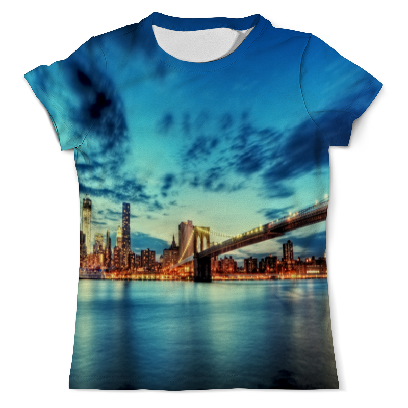 Printio Бруклинский мост фотошторы тамитекс бруклинский мост