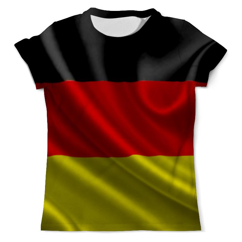 лучшая цена Printio Флаг германии