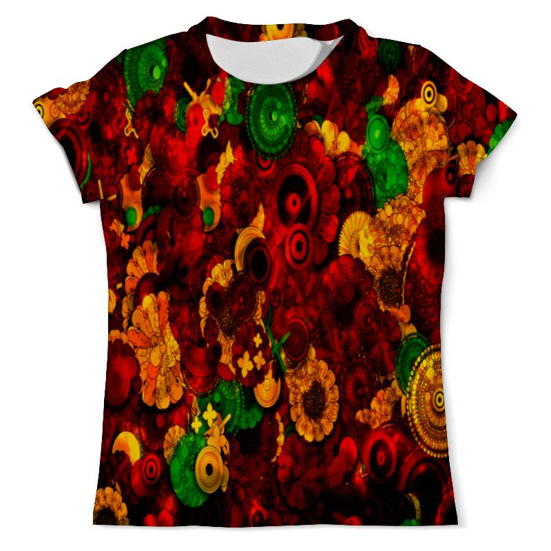 Футболка с полной запечаткой (мужская) Printio Цветочная поляна футболка с полной запечаткой для девочек printio цветочная поляна