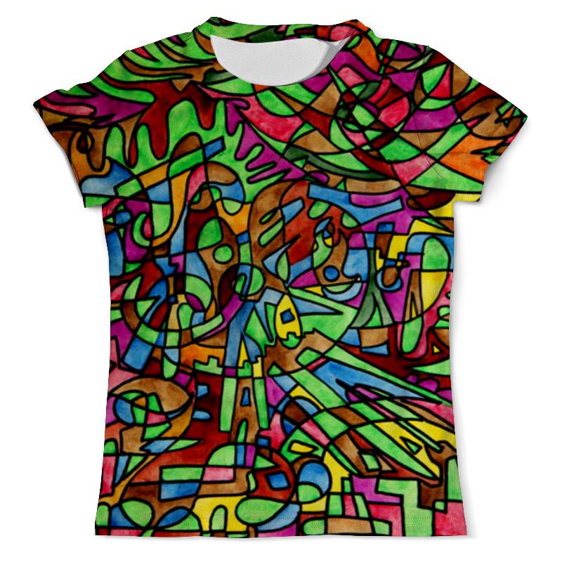Футболка с полной запечаткой (мужская) Printio S`s`s-0.w футболка с полной запечаткой мужская printio мерч группы devil s secrets